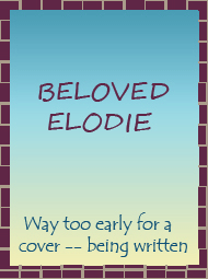 Placeholder book cover for Beloved Elodie