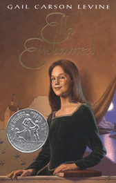 Ella Enchanted Original Cover