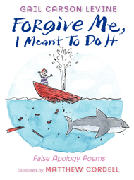 Filler cover for Forgive Me