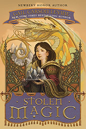 Stolen Magic by Gail Carson Levine