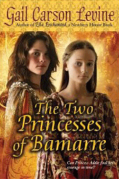 The Two Princesses of Bamarre Cover 2