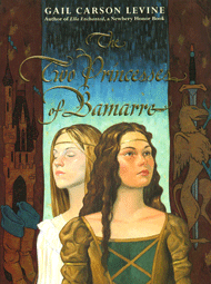 Book Cover for The Two Princesses of Bamarre