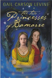 The Two Princesses of Bamarre Cover 3