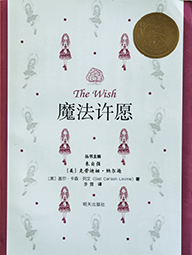 The Wish China Cover