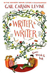 Cover of Writer to Writer